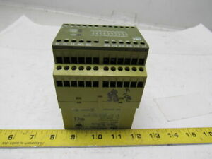 Pilz 774003 Pnoz 10 6s 4o Safety Relay Terminal Block