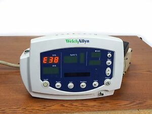 Welch Allyn53ntp Vital Signs Monitor No Accessories