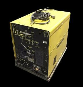 Chemetron Ac dc 300 Hf Tig Welder Power Supply 300 Amp