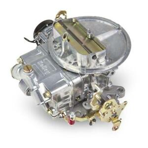 Holley Carburetor 0 80350 Street Avenger 350 Cfm 2 Barrel Polished