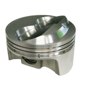 Howards Piston 840325613r Pro Max 4 030 Bore 13 0cc Dome Forged For 350 Sbc