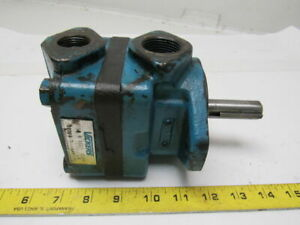 Vickers V214 6 1c12 S214 V200 Hydraulic Vane Pump 3 4 Shaft