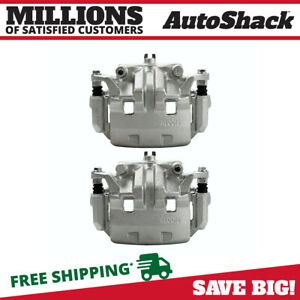 Front Brake Caliper Pair For 2005 2015 2016 Nissan Frontier 2005 2012 Pathfinder