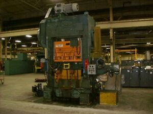 200 Ton Bliss High Speed Straight Side Press Stamping Planet Machinery 4709