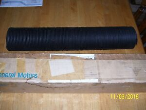 Nos Chevy Heater A c Duct Hose Vent Tube Defroster Impala Bel Air Biscayne