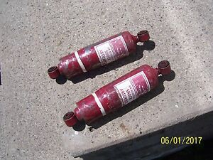 1 Pair Sears Air Adjustable Shock Absorbers P 1102 79705