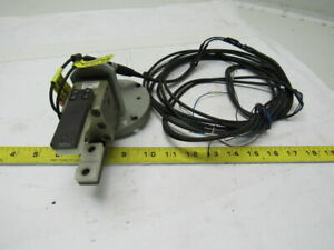Robohand Dpds 088 025 Pneumatic Double Wedge Gripper W switches Actuator Adapt