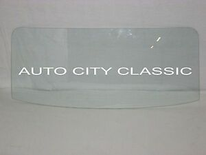 1962 1965 Ford Fairlane Sedan And Wagon Windshield Glass Clear