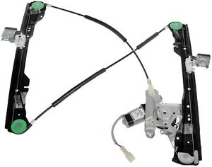 Power Window Motor And Regulator Assembly Front Right Fits 00 07 Ford Focus