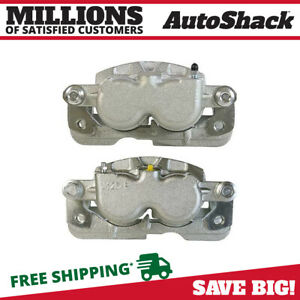Front Rear Brake Caliper Pair For 1999 2005 2006 2007 Chevrolet Silverado 1500