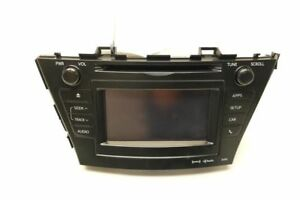 2012 Toyota Prius V Radio Display Screen 86140 47010