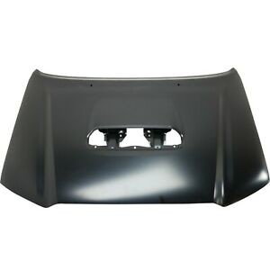 Hood For 2012 2015 Toyota Tacoma With Scoop Provision