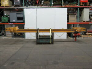 Lift Tech 1 Ton 20 Power Bridge Crane Bottom Runner W cm Hoist