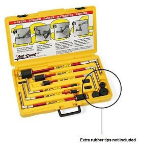 Brenelle Jet Swet 6100 Full Plumbing Plug Tools Kit With Case
