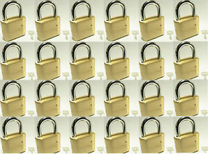 Lock Brass Master Combination 175 lot 24 4 Dial Resettable High Security