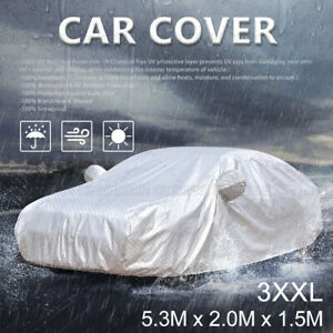 3xxl Car Cover All Season Snow Proof Water Resistant For 1990 1992 Infiniti M30