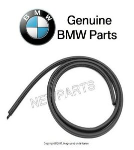 For Bmw E90 E91 Front Left Or Right Door Seal Edge Protection On Door Frame Oes