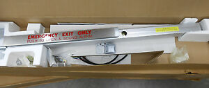 Von Duprin Ss99eo 4 Us28 Lhr Emergency Push Bar Exit Device