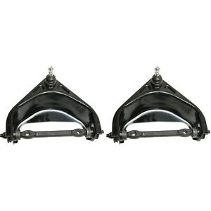 Front Upper Control Arm With Ball Joint Pair For 94 99 Dodge Ram 1500 2500 2wd