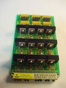 Man Roland 300 700 900 Printing Press Circuit Board A 37v 1067 70