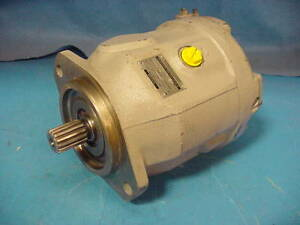 Rexroth Variable Displacement Hydraulic Pump A10vso71dfr 30l Series 31 41 Gpm