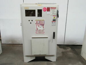 Jic Control Panel Electrical Enclosure 59x39x20 W back Panel 30a Disconnect