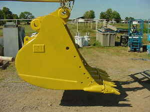 Cat 40 Wide Excavator Bucket 323d Catrpillar Oem