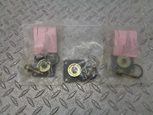 5298 14 Compressed Air Regulator Repair Kits Lot Of 3