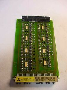 Man Roland 300 700 900 Printing Press Circuit Board A 37v 1431 70
