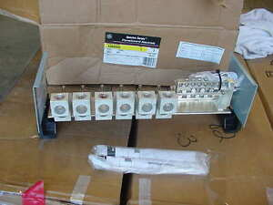 New G E Spectra Panelboard Neutral Load Bar Lugs Ank800 800 Amp