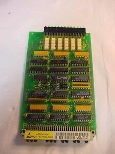 Man Roland 300 700 900 Printing Press Circuit Board A 37v 1068 70