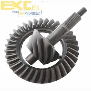 Excel Differential Ring And Pinion F9350 3 50 Ford 9 For Ford