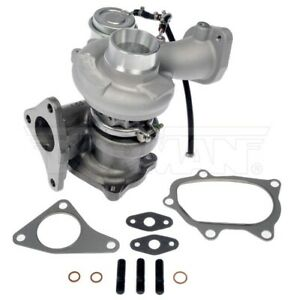 Turbocharger And Gasket Kit For Subaru Forester Impreza Turbo H4 2 5l Dorman