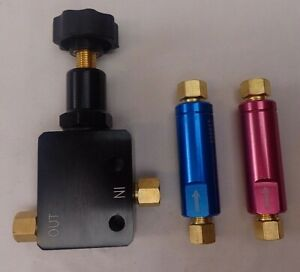 Adjustable Proportioning Valve With 2lb 10lb Residual Valve Kit Disc Drum