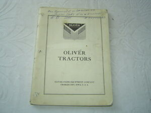 Oliver Hart Parr 80 and 18-28 tractor parts catalog book list manual