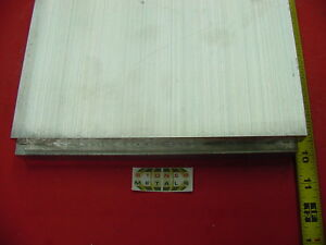 2 Pieces 3 4 X 10 Aluminum 6061 Flat Bar 10 Long Solid T6511 Plate Mill Stock
