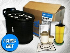6 0l Turbo Diesel 1 Air Filter 1 Oil Filter And Fuel Filter Combo Kit For Ford