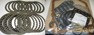 Th M 350 Non Lock Up Transmission Rebuild Banner Kit Alto Heg Transtec Overhaul