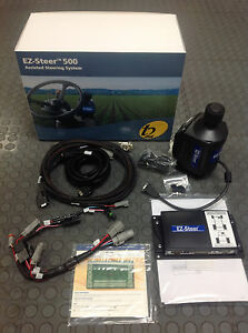 Trimble Ez Steer Guidance System For Fm750 Fm1000 Xcn2050 62000 52