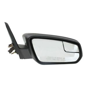 Power Mirror For 2011 2012 Ford Mustang Right With Blind Spot Glass