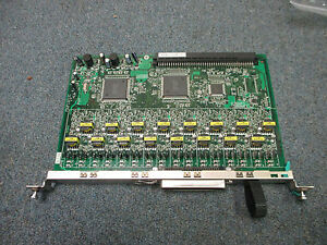 Panasonic Kx tda 100 200 Kx tda0172 Dlc16 16 Port Digital Station Expansion