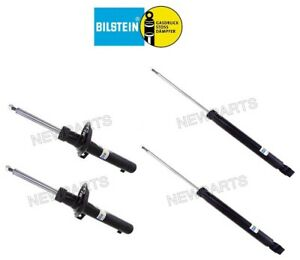 For Vw Jetta 05 10 Complete Rear Shocks Front Struts Kit Standard Bilstein B4