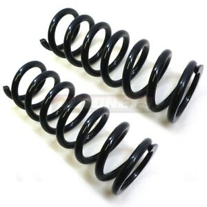 2x pair Mustang Ford Ii 2 Coil Springs Front End Pinto Mercury 350 Lbs Bobcat