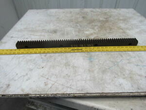 Flat Pinion Gear Rack 57t 0 151 Mod 1 5 Face 29 250 1 2 Pitch Approx