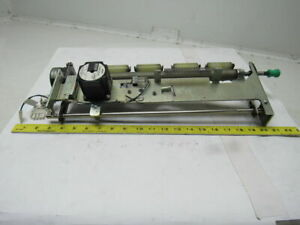 Fg Style Atm Machine Sheet Alignment Cash Guide Roller Assembly