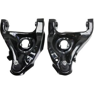 Control Arm Kit For 1982 Chevrolet S10 2 Front Lower Control Arms