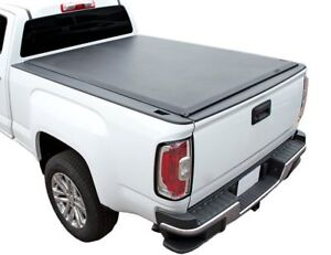 Access 41369 Lorado Roll Up Tonneau Truck Bed Cover 2015 2018 Ford F150 5 6 Bed