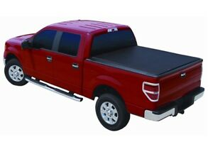 Access 91369 Vanish Roll Up Tonneau Truck Bed Cover 2015 2018 Ford F150 5 6 Bed