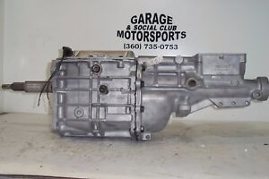 T5 Ford Mustang 5 Speed Manual Transmission Wc One Year Warranty