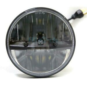 7 Inch Round 45w Led Headlight Hi Lo Beam For Jeep Wrangler Jk Tj Lj 1pcs